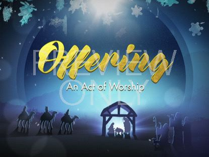 CHRISTMAS OFFERING STILL VOL 4