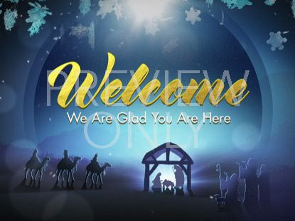 CHRISTMAS WELCOME STILL VOL 4