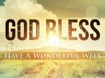 EASTER SUNRISE GOD BLESS STILL