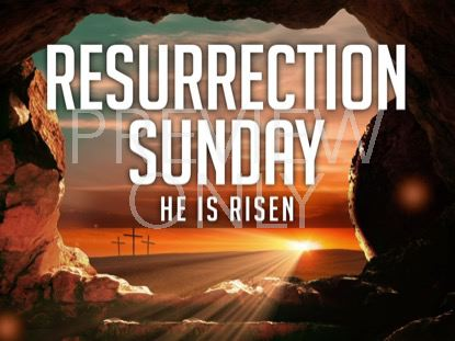 EASTER SUNRISE RESURRECTION SUNDAY STILL VOL 3