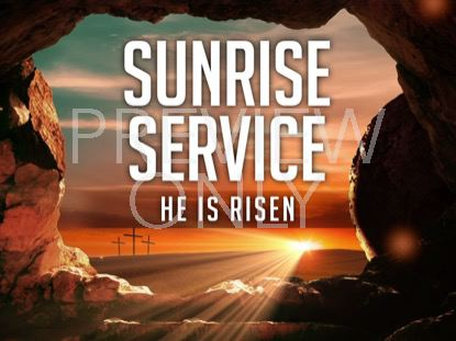 EASTER SUNRISE SERVICE STILL VOL 3