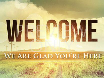 EASTER SUNRISE WELCOME STILL