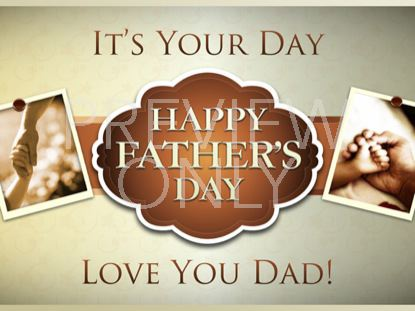 FATHER'S DAY TITLE STILL