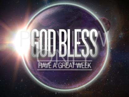 GOD OF CREATION GODBLESS