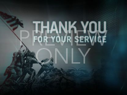 SOLDIERS THANK YOU STILL