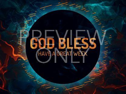 VIBE GOD BLESS STILL