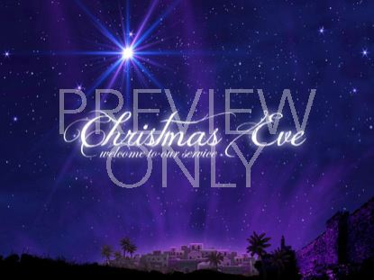 02 BETHLEHEM CHRISTMAS EVE STILL