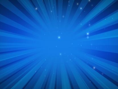 ATMOSPHERIC RAYS BLUE