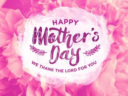 FLOWER FIELDS HAPPY MOTHERS DAY