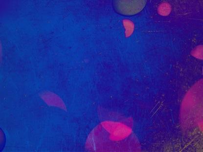LIGHTS GRUNGE BLUE PURPLE