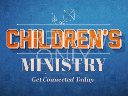 Ministry Set Childrens Ministry | Igniter Media | Preaching Today Media