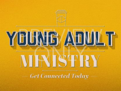 MINISTRY SET YOUNG ADULT MINISTRY