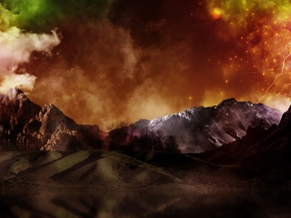 SURREAL MOUNTAINS 1