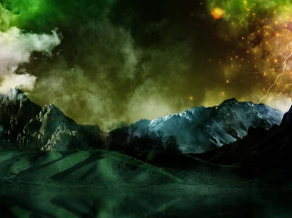 SURREAL MOUNTAINS 2