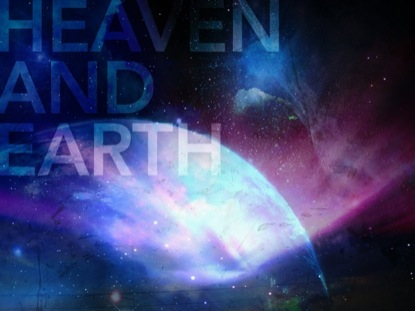 WORDS HEAVEN AND EARTH