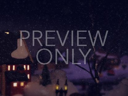 SNOWY VILLAGE 5