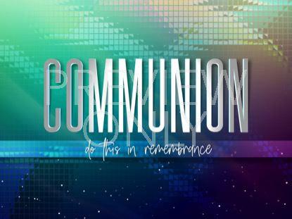 COLLIDE COMMUNION