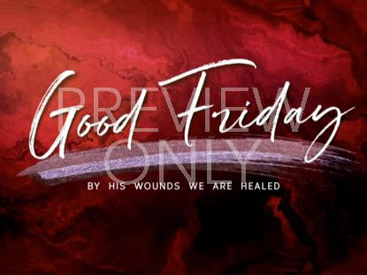 GOOD FRIDAY VOL 4 TITLE STILL