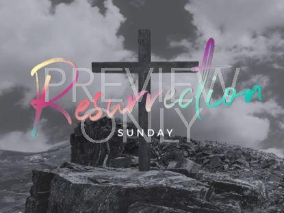 THE CROSS RESURRECTION STILL