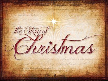 STORY OF CHRISTMAS STILL