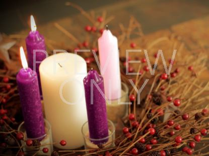 ADVENT WREATH WEEK 2