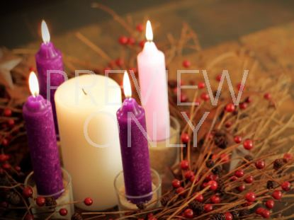 ADVENT WREATH WEEK 4