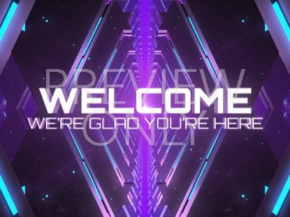CHROMATIC WELCOME