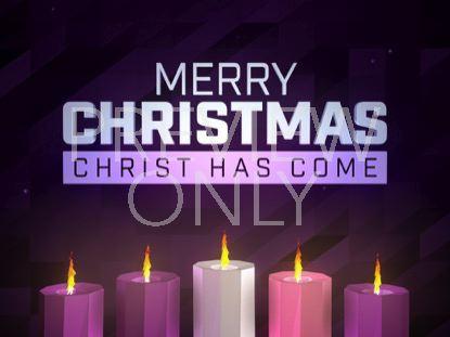 DIGITAL ADVENT MERRY CHRISTMAS