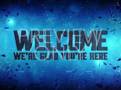 GALAXY GLASS WELCOME