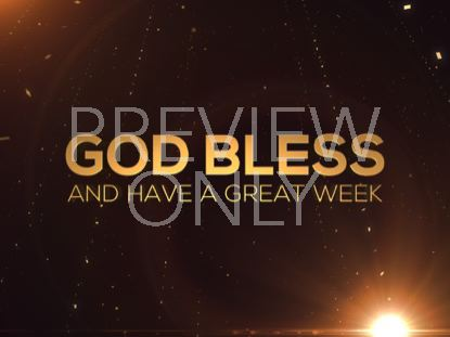 GOLDEN DRIFT GOD BLESS