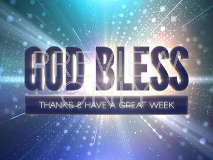 KALEIDOSCOPIC PARTICLES GOD BLESS