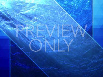 PRISM WAVES UNDERWATER BLUE