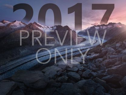 2017 NEW YEAR'S MOUNTAINS