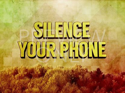 FOREST OF DIAMONDS SILENCE PHONE