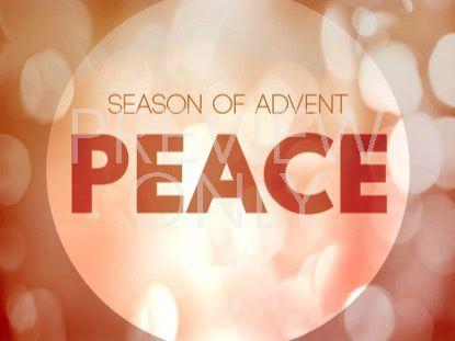 ADVENT PEACE STILL