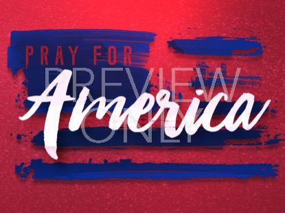 AMERICAN FLAIR PRAY FOR AMERICA STILL