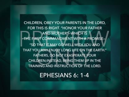 AWESOME DADS SCRIPTURE STILL