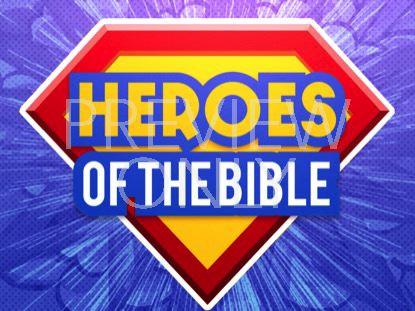BIBLE HEROES HERO STILL 1