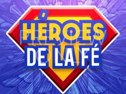 BIBLE HEROES HERO STILL 1 - SPANISH