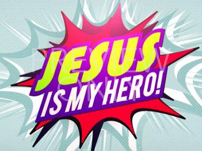BIBLE HEROES JESUS STILL 1