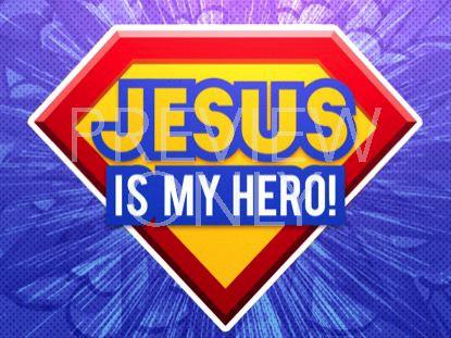 BIBLE HEROES JESUS STILL 2