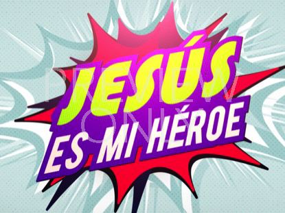 BIBLE HEROES JESUS STILL 2 - SPANISH
