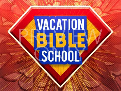 BIBLE HEROES VBS STILL