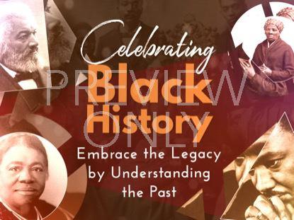 BLACK HISTORY MONTH STILL 1