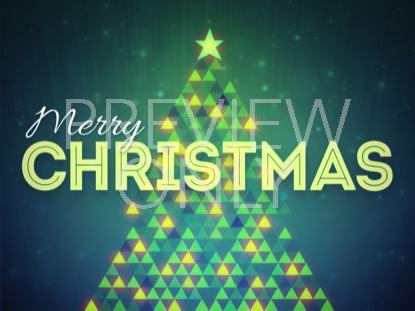 CHRISTMAS LIGHTS STILL 1