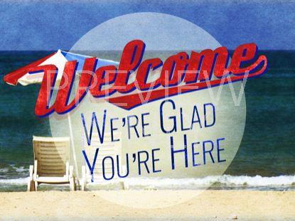 CLASSIC AMERICANA WELCOME STILL