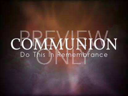 COMFORTING SPIRIT COMMUNION STILL
