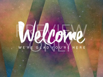 COSMIC DECO WELCOME