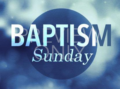 DYNAMIC LIGHTS BAPTISM STILL