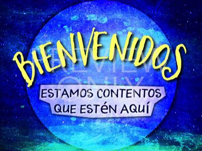 Fun Galaxy Welcome Still - Spanish | Playback Media | Preaching Today Media